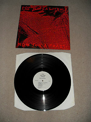 Pop Will Eat Itself 'Now for a Feast' LP