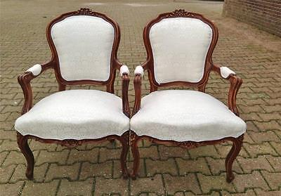 ANTIQUE SET OF FRENCH LOUIS XVI CHAIRS 1900 - FREE WORLDWIDE SHIPPING