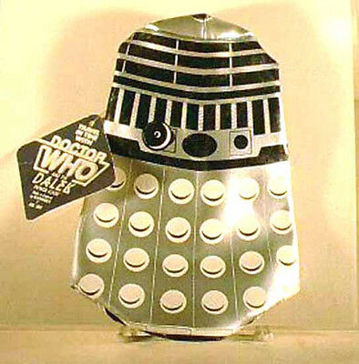 Vintage 1984 Doctor Who DALEK Pencil Case from UK- NEW Condition- FREE S&H