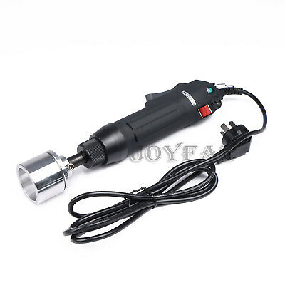 Handheld Bottle Capping Machine Electric Screw Capper Sealing 220V