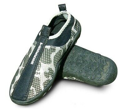 Camo Trekker Amphibious Shoe-Land & Sea-Water Resistant Fishing Shoes