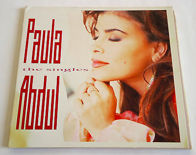 PAULA ABDUL The Singles JAPAN CD EP 1992 VJCP-14038 inc. 4 tracks