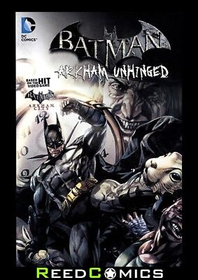 BATMAN ARKHAM UNHINGED VOLUME 2 GRAPHIC NOVEL New Paperback Collects #6-10