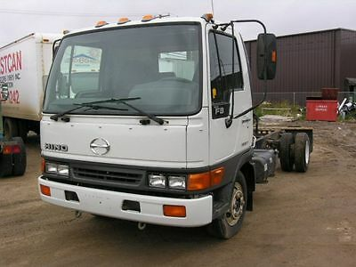 Hino FD FE FF SG FA FB Series Workshop Manual on CD