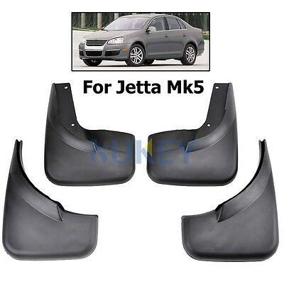 Fit For Vw Jetta Mk5 A5 2006 2007 2008 2009 10 Mud Flap Flaps Splash Guards Bora