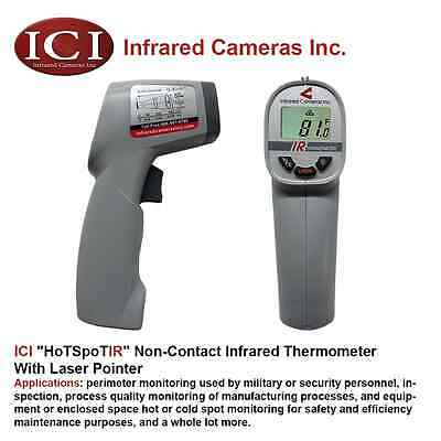 "NEW Handheld Infrared Thermal Thermometer ""Laser Pointer"" HoTSpoT IR"