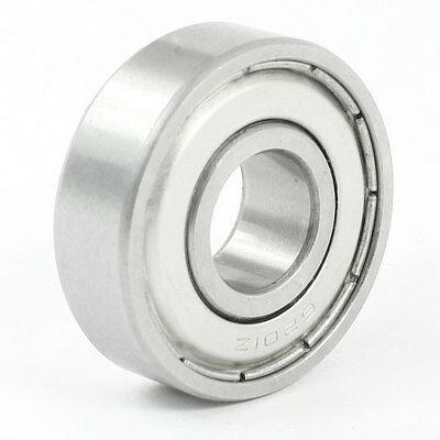 6201Z Deep Groove Radial Single Row Ball Bearing 12x32x10mm
