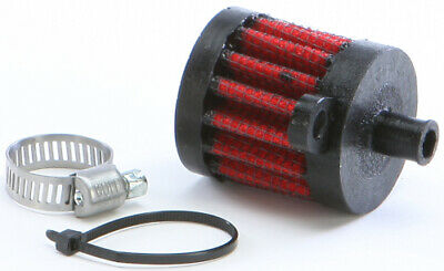 UNI UP-122 Fits 3/8 ID Hose Crankcase Differential Head Vent Breather Filter