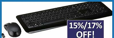 Logitech MK270R 2.4GHz Wireless USB Membrane Standard Keyboard and Mouse Combo