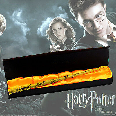 """Hot Sale Cosplay HARRY POTTER 14.2"""" Inch Hermione Magical Wand PVC Present"""