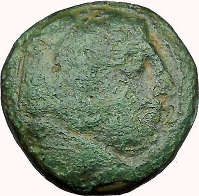 Alexander III the Great 336BC Ancient Greek Coin Hercules Bow Club  i33704
