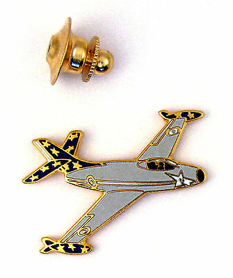 Pin's pin badge ♦ LUXE AVION MILITAIRE OURAGAN ÉTOILÉ PATROUILLE DE FRANCE