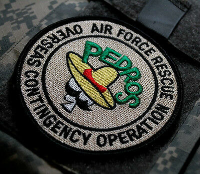 First-Responder Tactical Medic Fire Ambulance Police 1St Pj Pedro Ems Insignia