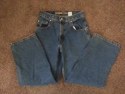 Levi Strauss Levis Silvertab Silver Tab Baggy Jeans Rare Size 12