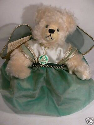 HC 61 Hermann Coburg Teddy Irish Angel ca. 26cm aus Mohair