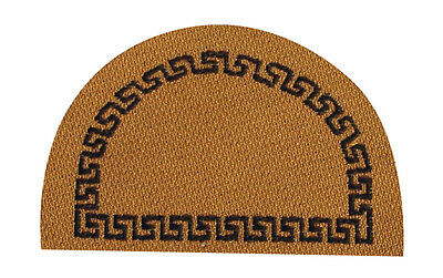 Dolls House Miniature 1/12th Scale Hearth/Door Step Mat 6.5cms x 3.5cms