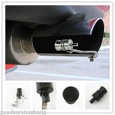 Turbo Sound Whistle Muffler Exhaust Pipe Simulator Whistler for BMW Benz Audi