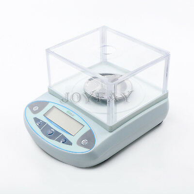 200 x 0.001 g 1mg Digital Lab Analytical Balance Electronic Precision Scale CE