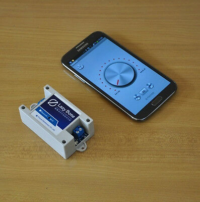 SmartPhone Controlled Bluetooth Light Dimmer - LazyBone Dimmer (Android/iOS)