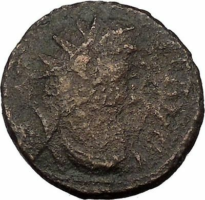 Carausius 286AD Ancient Roman Coin Pax Irene  Peace Goddess Cult i36657 RARE