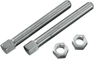 Drag Specialties Rear Chain Adjuster Bolts 15-0902-SC1 DS-195062