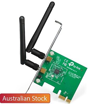 TP-Link TL-WN881ND N300 300Mbps 2.4GHz PCI Express Wireless WiFi Network Card