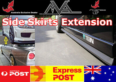 RHINO LIP Side Skirt Extension Lexus IS200 IS250 IS300 CT200h GS250 GS350 IS350