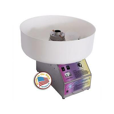Paragon - 7105300 - Spin Magic Cotton Candy Machine w/Plastic Bowl
