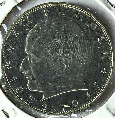 1959 F Germany 2 Marks, KM# 116, Ships for Free!! 89.5
