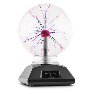 20Cm Plasma Blitz Kugel Mystic Ball Magic Licht Deko Leuchte Retro Effekt Lampe
