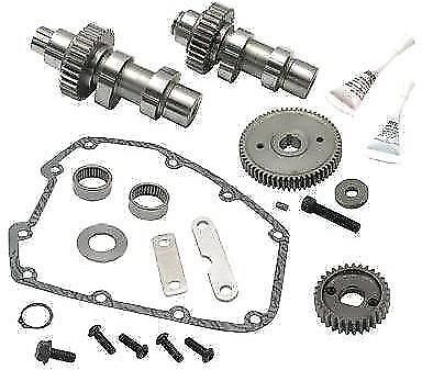 S S Cycle 570G Grind Gear Drive Cam Gears Kit .570 Lift Harley Twin Cam 07-16