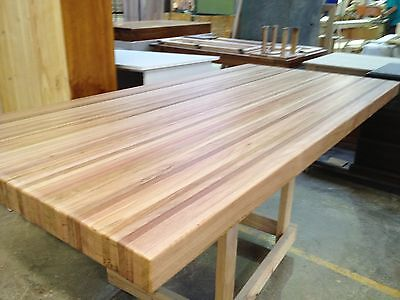 Butchers Board (Block) Centre Island Bench Cutting Board - 20Yrs Exp Hand Made