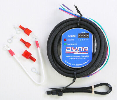 Dynatek Dyna 2000I In-cone Ignitions Single Or Dual Fire For 70-98 Carb- D2KI-1P
