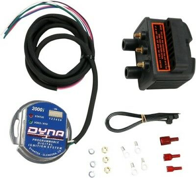 Dynatek D2KI-5P 2000I Single Fire Ignition and Coil Kit 21-7636 2101-0031