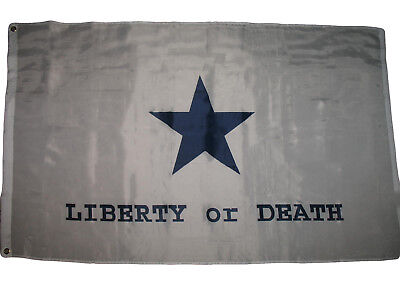 3x5 Embroidered Colonial Georgia Pre 1879 Battle 300D Nylon Flag 3/'x5/'