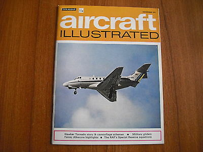 AIRCRAFT ILLUSTRATED - DECEMBER 1971 - Volume 4, Number 12