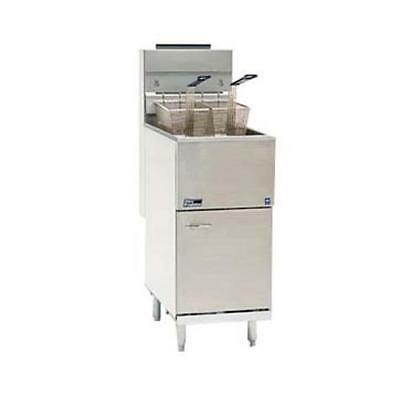Pitco - 45C+S - Frialator 50 Lb Commercial Gas Fryer