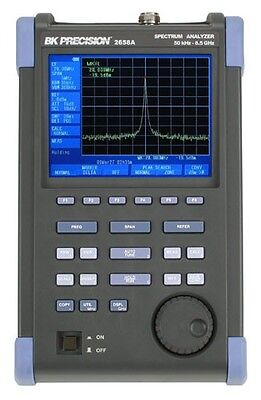 BK Precision 2658A Handheld Spectrum Analyzers 8.5 GHz