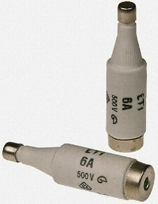Eti Di Diazed Ceramic Fuse Gg-Gl 500Vac E16 Thread Size