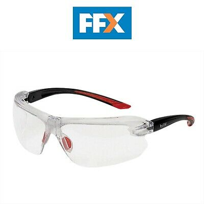 Bolle IRIDPSI1.5 IRI-s Safety Glasses Clear Bifocal Reading Area +1.5