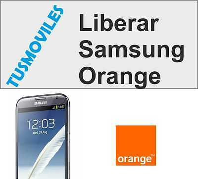 Liberar Samsung Orange Galaxy Young Ace S Mini 2 Corby Trend Plus Todos Modelos