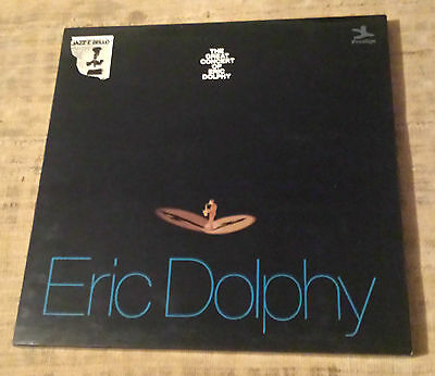 Eric Dolphy – The Great Concert - BOX  3  LP