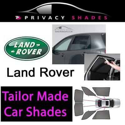 Car Window Sun Blinds Privacy UV Shades Land Rover Evoque 5 Door 2011 on
