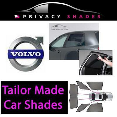 Car Window Sun Blinds Privacy UV Shades Volvo XC60 5dr 2009 on