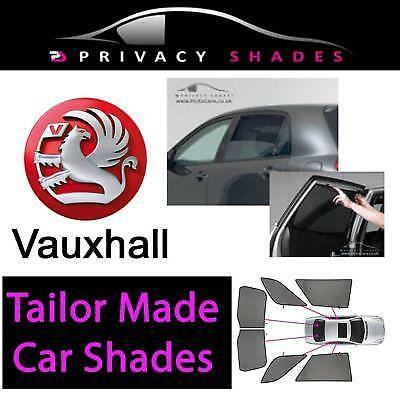 Car Window Sun Blinds Privacy UV Shades Vauxhall Insignia Estate 2009 on
