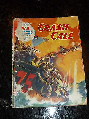 WAR PICTURE LIBRARY - No 53 - Date 1960 - UK Picture Comic Storybook
