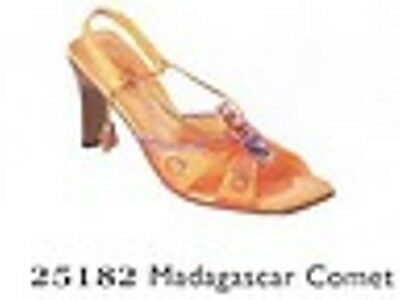 """Just The Right Shoe, """"MADAGASCAR COMET"""","""