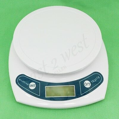 15LB  7KG 1G LCD Electronic Digital Weight Scale Home Kitchen Food Diet Bake NEW