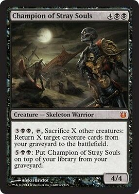 Campione delle Anime Perdute - Champion of Stray Souls MTG MAGIC BNG Eng/Ita