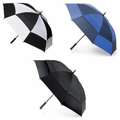 Fulton StormShield Double Canopy Windproof Long Umbrella Various Colours